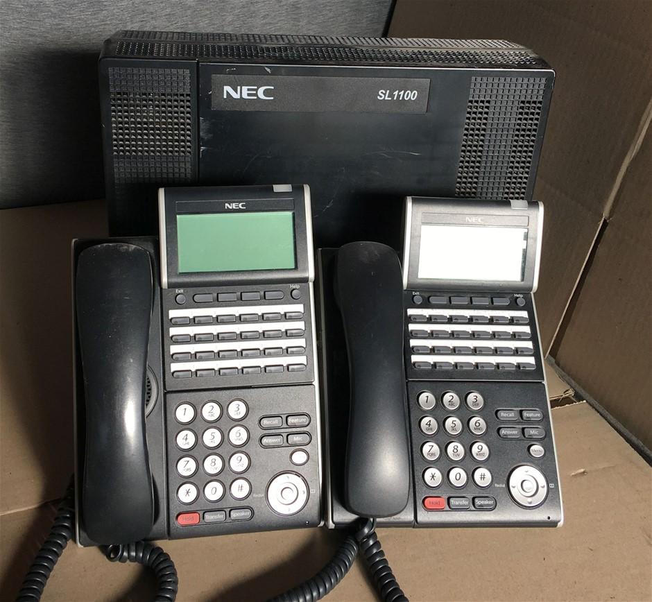 NEC SL1100 Photo System