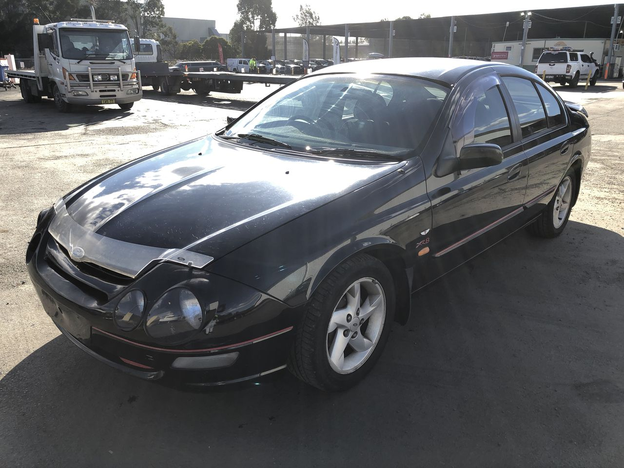 1999 Ford Falcon XR8 AU Automatic Sedan