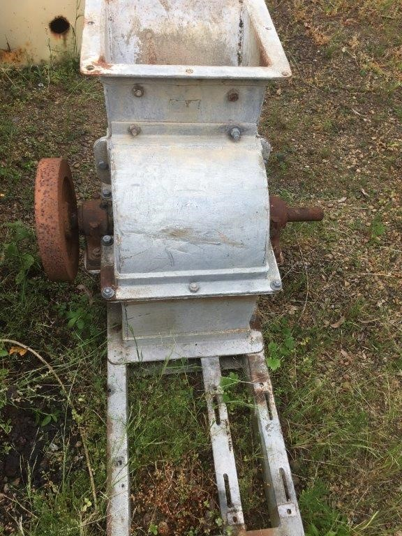 Hammer Mill by Anford Engineering