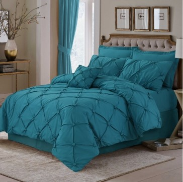 Pamplona Double Bed Quilt Cover Set by Anfora