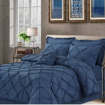 Panache Single Bed Quilt Cover Set by Anfora