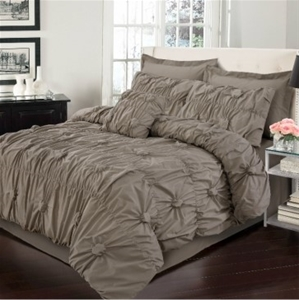 Renee King Bed Quilt Cover Set by Anfora