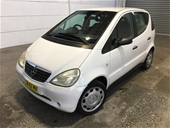 2000 Mercedes Benz A140 Classic W168 Automatic Hatchback