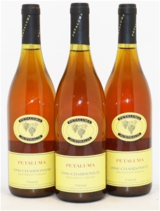 Petaluma Chardonnay 1996 (3x 750mL), Pic