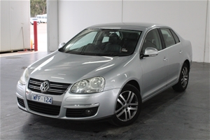 2008 Volkswagen Jetta 2.0 TDI 1KM Turbo