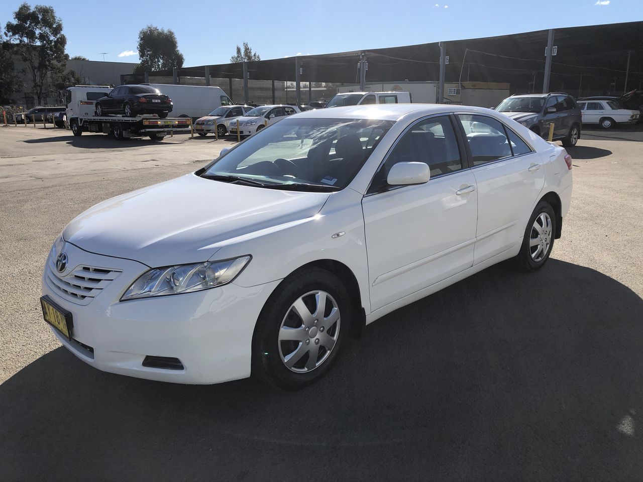 2008 Toyota Camry Altise ACV40R Automatic Sedan