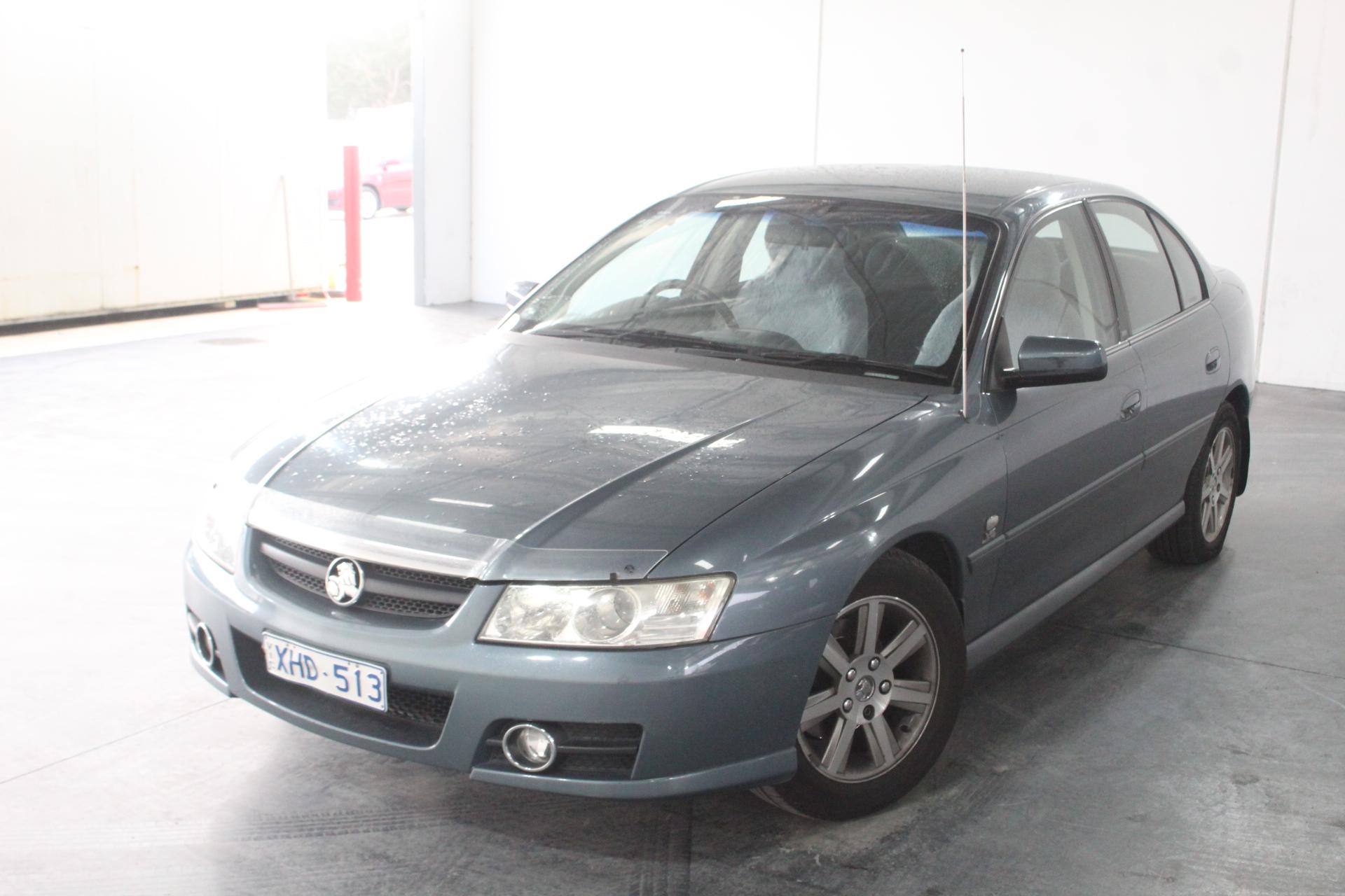 2004 Holden Berlina VZ Automatic Sedan