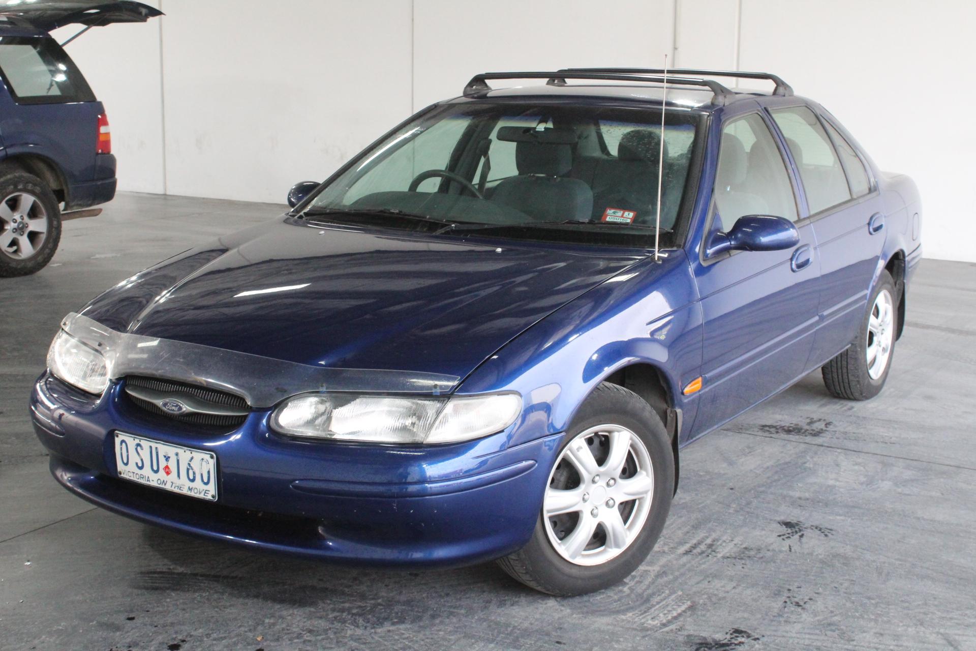 1998 Ford Falcon Futura EL Automatic Sedan-Dual Fuel