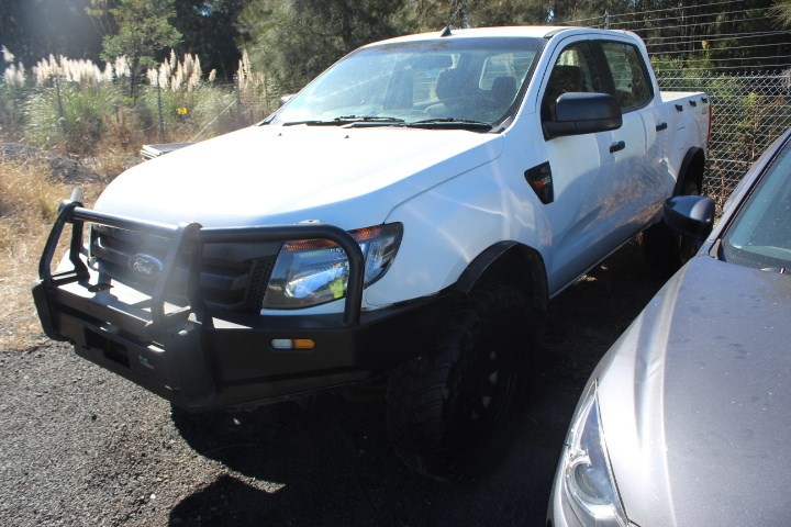 2013 Ford Ranger 4WD Automatic Dual Cab Ute