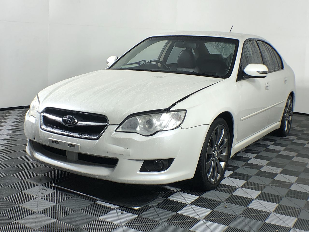 2008 Subaru Liberty 2.5i B4 Automatic Sedan (WOVR-REPAIRABLE)