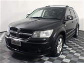 Unreserved 2010 Dodge Journey SXT Auto People Mover