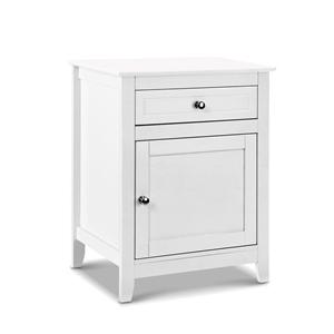 Artiss Bedside Tables Big Storage Drawer