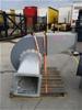 <b>Fan with 3 phase motor, 1400mm  W x  1550mm D x 1300 H</b>