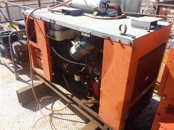 Standby Generator&#59;12.5KVA
