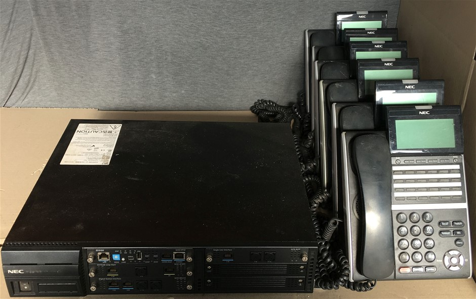 NEC SV9100 Phone System