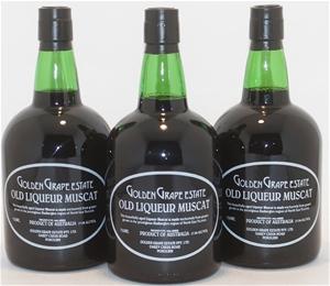Golden Grape Estate `Old Liqueur` Muscat