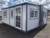 2019 Unused Portable Foldout House