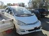 2005 Toyota Estima FWD Automatic Van (WOVR)