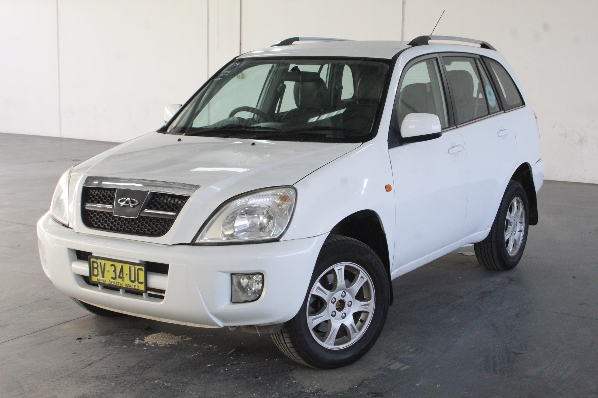 2013 Chery J11 (FWD) Automatic Wagon
