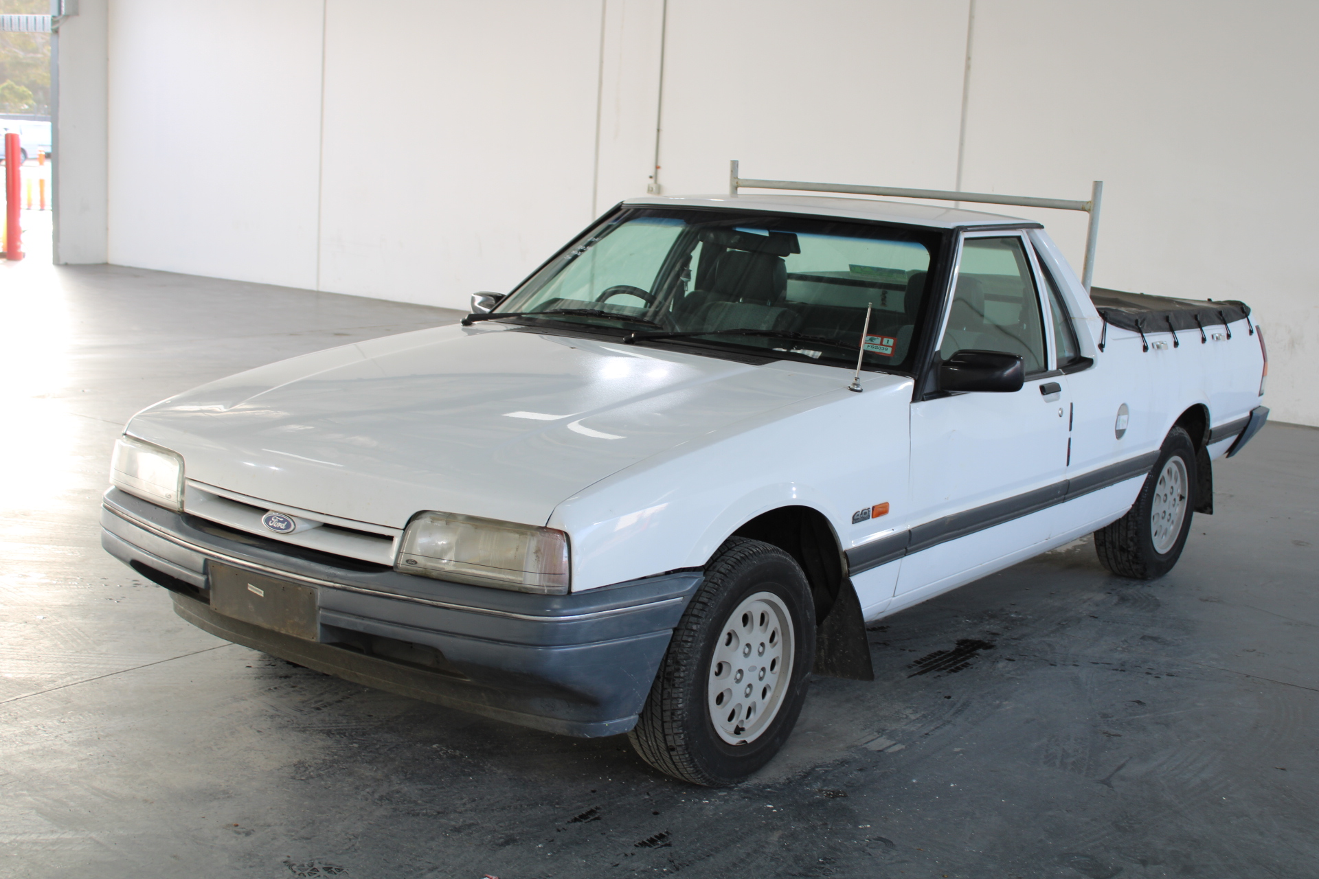 1994 Ford Falcon GLi Longreach XG Automatic Ute
