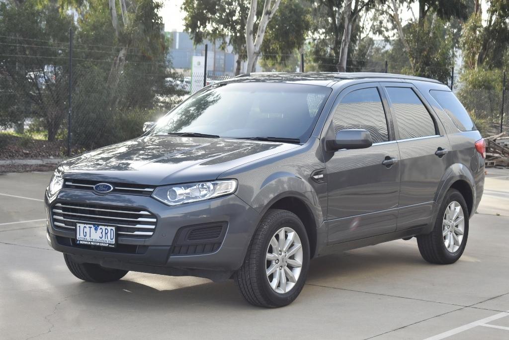 2015 Ford Territory TX (RWD) SZ II Automatic Wagon