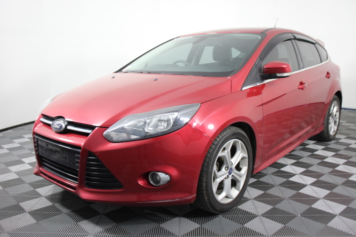 2014 Ford LW2 Focus Sport Auto 151,134 Km's (Service History)