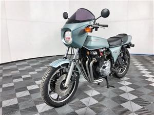 1977 Kawasaki ZIR1000 Road, 19614 km ind