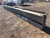 12m Steel Crash Barrer