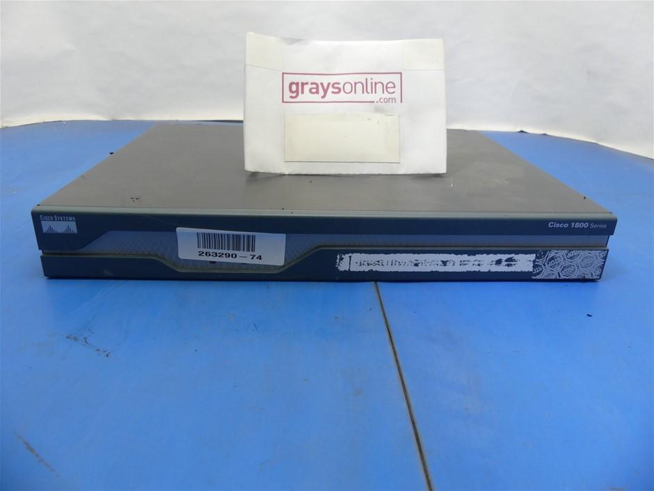 Cisco Systems Cisco1841 V05 Integrated Service Router