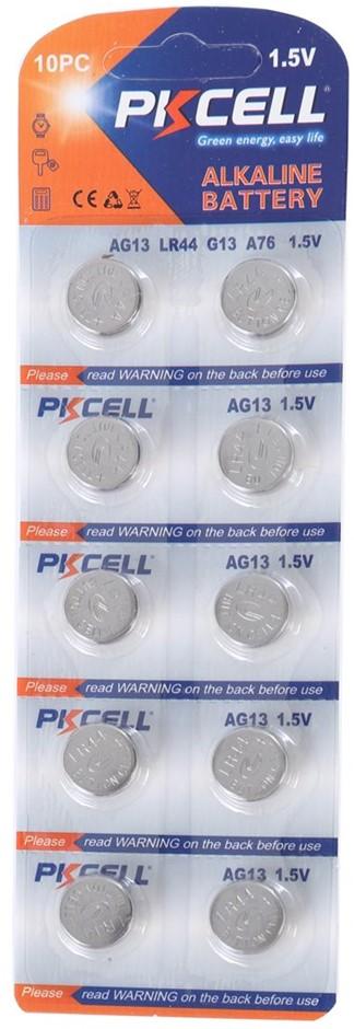 3 x Packs of 10 AG13 Button, 1.5V Alkaline Batteries (LR44). Buyers Note -
