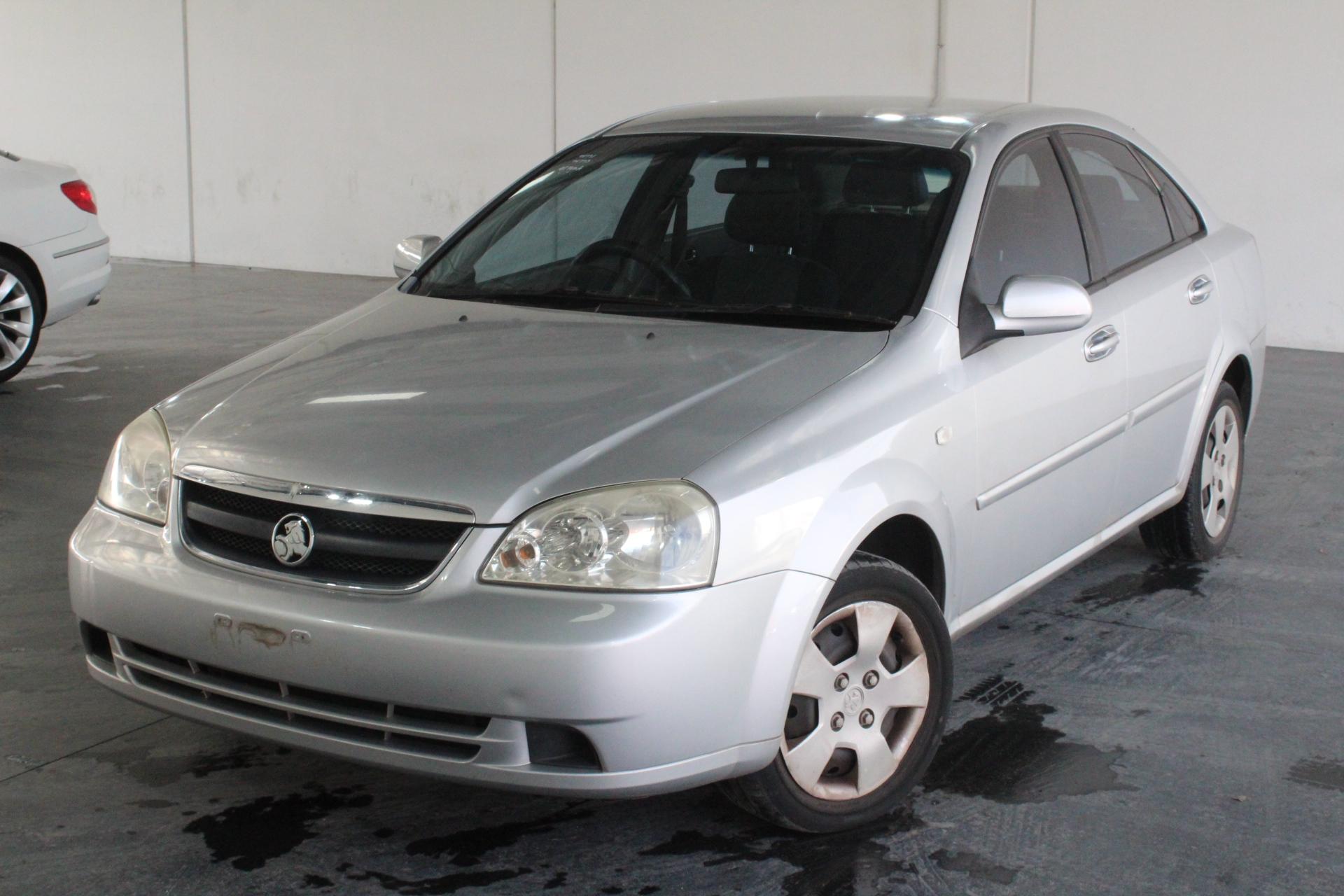 2005 Holden Viva JF Automatic Sedan