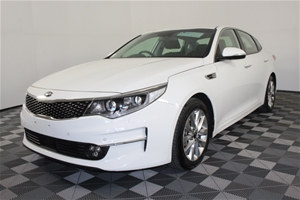 2016 Kia Optima Si JF Automatic Sedan