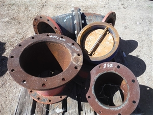 Pallet of Reducers & Elbows