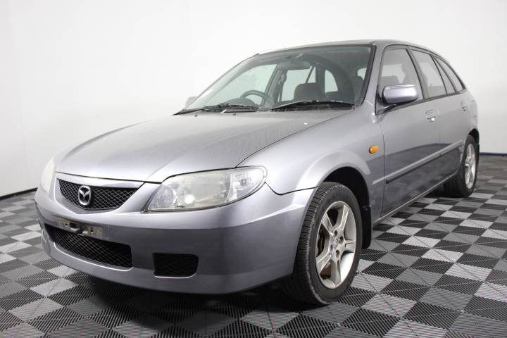 2003 Mazda 323 Astina Shades BJ Hatchback 180,796km