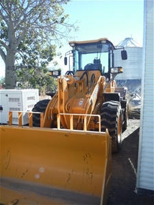 2012 Victory VL360 Wheel Loader with Buc