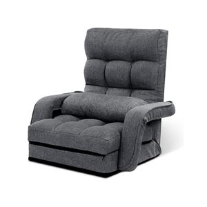Artiss Lounge Sofa Armchair Floor Reclin