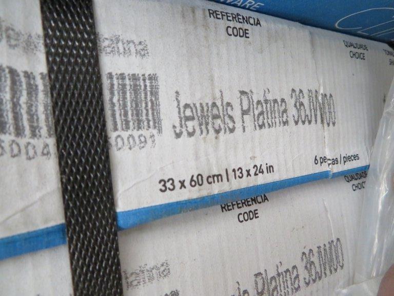 Porcelain Tiles Jewels Platina Auction (0064-3016084