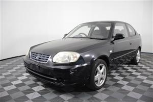 2004 Hyundai Accent 1.6 LS Hatchback
