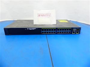 Cisco Catalyst 2960 Series Switch