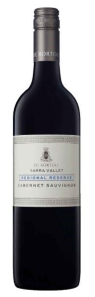 De Bortoli Regional Reserve Cabernet Sauvignon 2013 (12 x 750mL) VIC