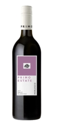 Primo Estate `Merlesco` Merlot 2019 (12 x 750mL), McLaren Vale, SA.