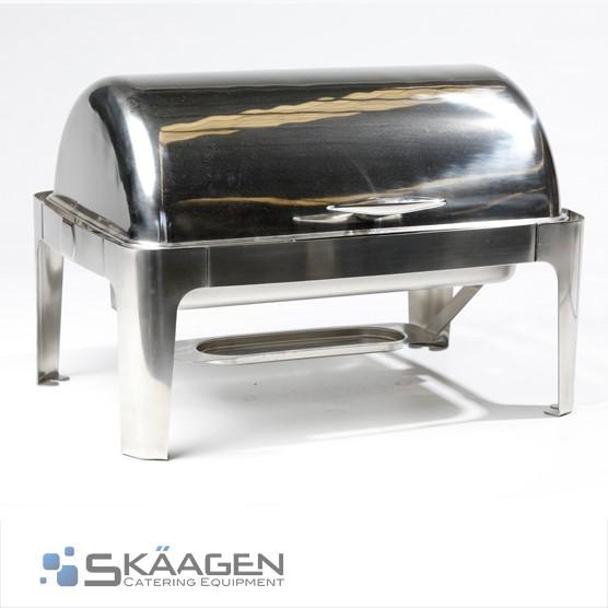 Unused Luxury Stainless Steel Bain Marie/Chafer