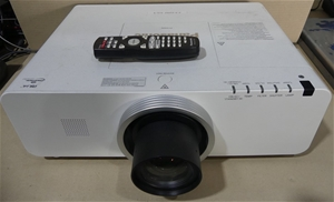 Panasonic Projector - PTEX600 with LENS