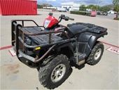 Quad-Bikes & Side-by-Side Utility Vehicles (Townsville)