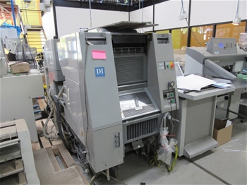 Ryobi Digital Offset Printing Press