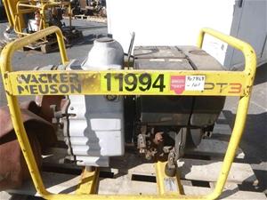 Wacker Neuson PT3H Diesel Driven Centrif