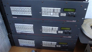 Qty 5 x Extron ISM824 Multi Switcher