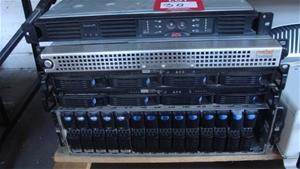 Qty 5 x Hard Drives