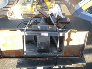1x Hydraulic Auger to Suit Skid Steer