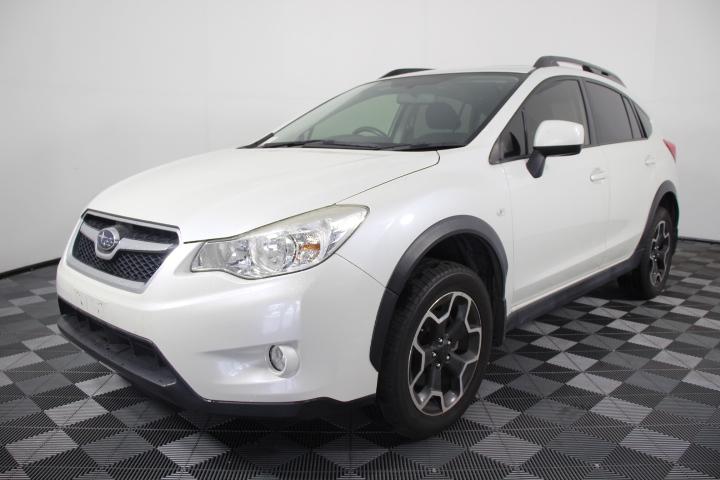 2012 Subaru XV 2.0i-L Auto 103,759 km's